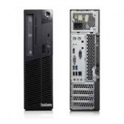 Lenovo ThinkCentre M73 10B6000AUS Desktop Computer - Intel Pentium G3220 3GHz - Small Form Factor - Business Black